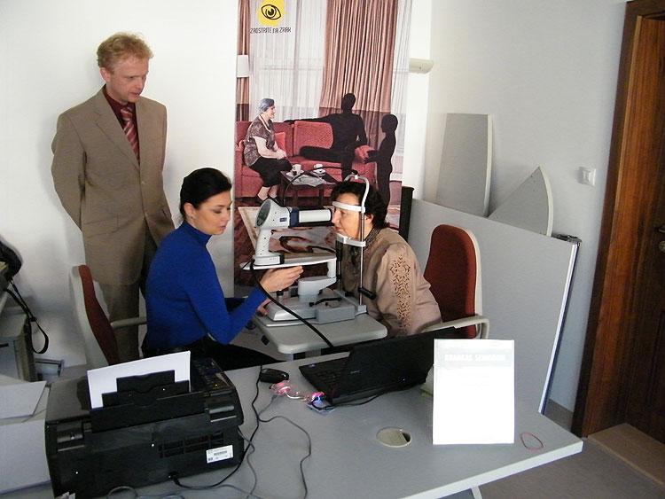 KRANKAS seniorom 2011