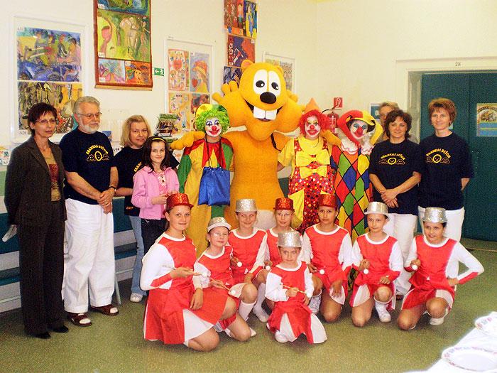 KRANKAS deťom 2009
