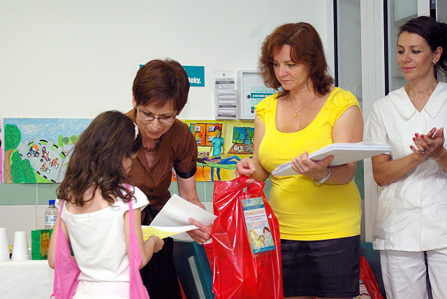 KRANKAS deťom 2012