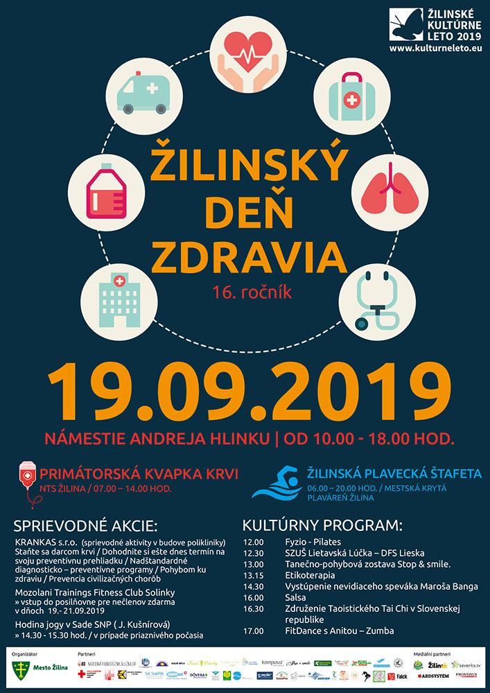 Žilinský deň zdravia 2019